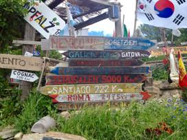 Finding Oneself on the Camino de Santiago