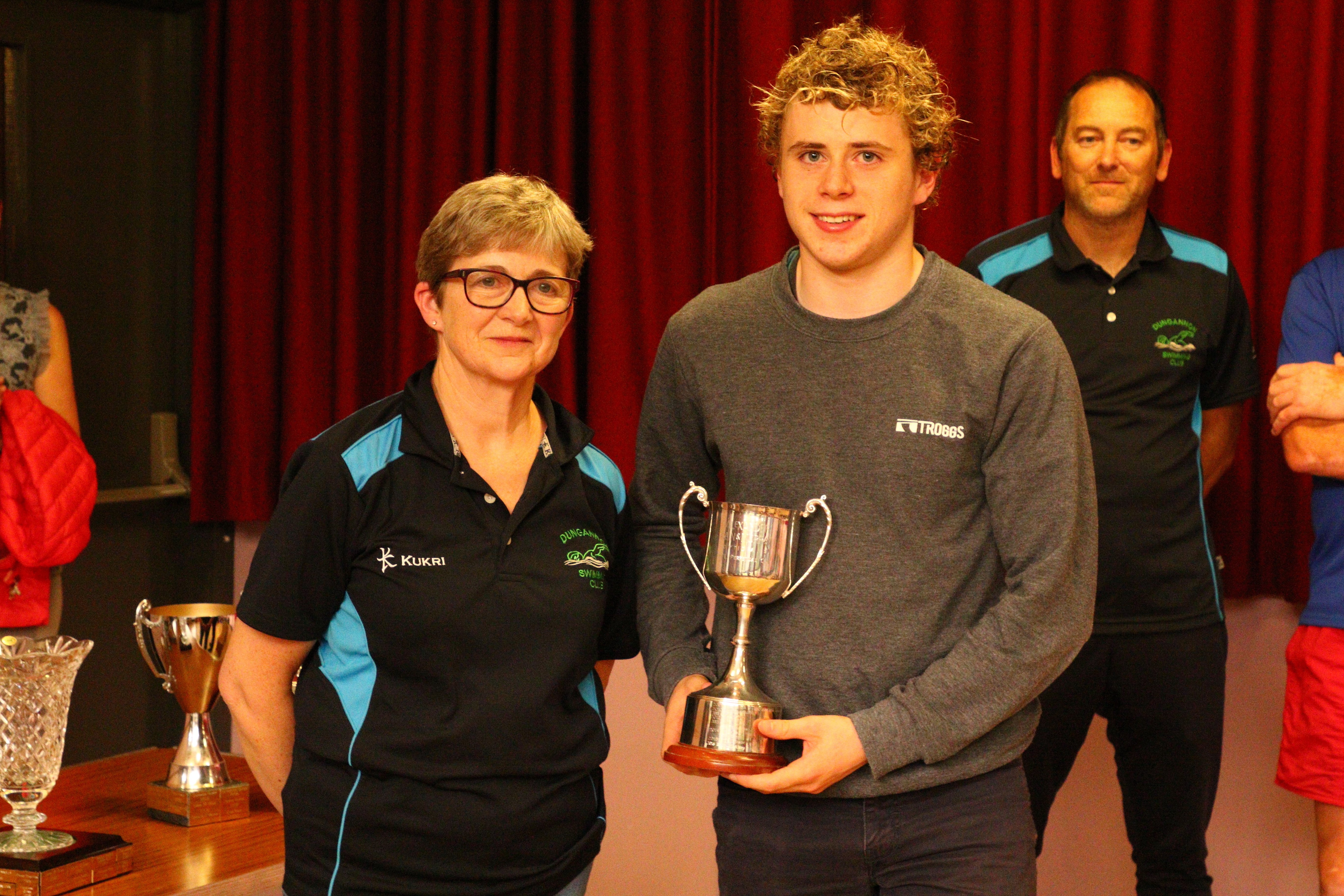 36. Winner of The PTL Cup, for most poin