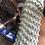 Thumbnail: Pantofole uncinetto raso azzurro tenue