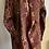 Thumbnail: Maxi cardigan lana toni del rosso
