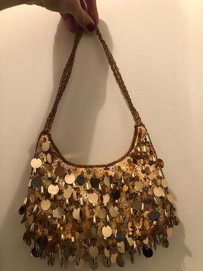 borsina gioiello paillettes oro