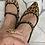 Thumbnail: Ballerine laccetto animalier mandorla