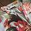 Thumbnail: Caftano chemisier a fiori scollo colletto a V