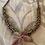 Thumbnail: Collana argento ciondolo rosa e stella marina