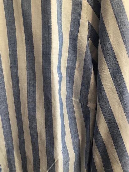 Camicia cotone a righe