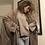 Thumbnail: Mantella lana e cachemire tortora