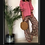 Thumbnail: Pantaloni ampi cotone fantasia geometrica pastello