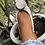 Thumbnail: Pantofole slippers da casa o viaggio azzurro tenue