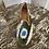 Thumbnail: Mocassini  velluto verde/azzurro