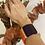 Thumbnail: Bracciale in resina, elastico