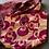 Thumbnail: AED tote bag avorio magenta