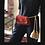 Thumbnail: Borsa alla cintura, rossa