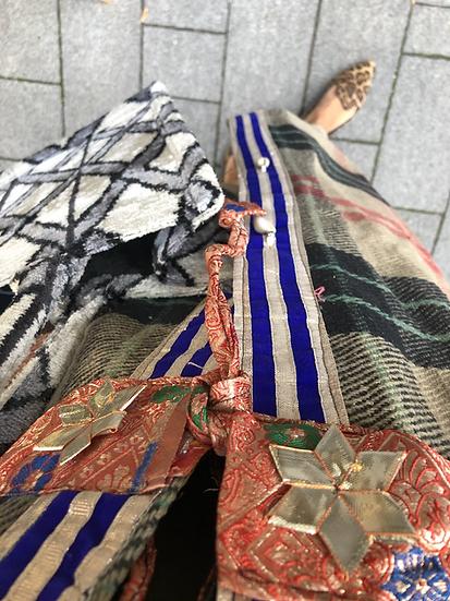 Cappottino lana con applicazioni, unico