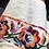 Thumbnail: Caftano lungo, cotone ricamato