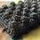 Thumbnail: Portafoglio uncinetto nero