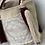 Thumbnail: Borsecchiello beige bordeaux appl.vintage