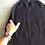 Thumbnail: Gilet cachemire blu notte