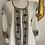 Thumbnail: Vestito caftano leggero corto