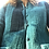 Thumbnail: Giacchino a costine in velluto verde smeraldo