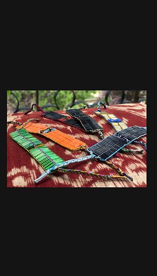 Braccialetti di perline, 6 modelli come in foto