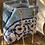 Thumbnail: Borsecchiello velluto celeste blu