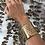 Thumbnail: Bracciale ottone lavorato a mano