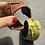 Thumbnail: Bracciale in pelle color cioccolato