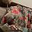 Thumbnail: Giacchino grigio-tortora fiori magenta