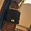 Thumbnail: Borsa cartella uncinetto con tracolla