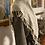 Thumbnail: Giaccone kimono lana avorio e grigio