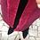 Thumbnail: Cappottino magenta in lana e velluto