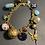 Thumbnail: Bracciale bijoux con charms delicati