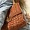 Thumbnail: Borsa cartella uncinetto terracotta (grande)