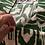 Thumbnail: Pigiama puro cotone ikat verde