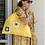 Thumbnail: Borsa grande vintage giallo sole