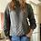 Thumbnail: Maglioncino pura lana morbida grigio antracite