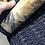 Thumbnail: Borsa cartella blu notte con tracolla pelle