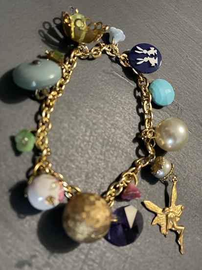 Bracciale bijoux con charms delicati