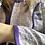 Thumbnail: Giacchino cotone leggero reversibile ocra melanzana