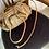 Thumbnail: Tracolla(solo tracolla)in vera pelle color cammello per borsa