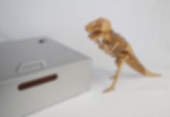 Podeaとティラノザウルス
