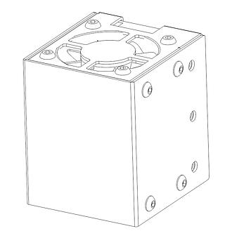 Podea Type-G レーザーヘッド