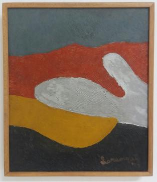 // Galeria Manoel Macedo Arte exibe mostra com pinturas de artistas ligados à Escola Guignard
