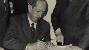 // Arquivo Público Mineiro recebe acervo de Israel Pinheiro