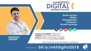 // Curso de Marketing Digital para Pequenos Negócios chega à 4ª turma em Sete Lagoas
