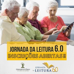 // Jornada da Leitura 6.0 aborda a importância de ler para o envelhecimento saudável