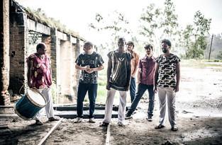 // Grupo Congadar se apresenta em Belo Horizonte