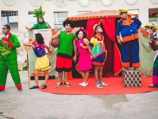 Grupo Ovorini Carpintaria Cênica é premiado em festival nacional de teatro