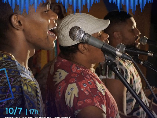 Rede Minas exibe os shows da banda Congadar e de Chico Lobo