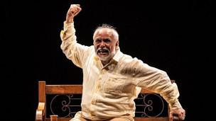 Museu Casa Guimarães Rosa realiza live com o ator Gilson de Barros